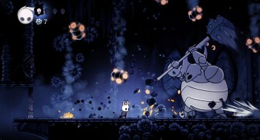 "Hand Drawn Metroidvania ""Hollow Knight"" Coming to Switch in Early 2018"