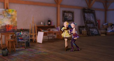 Atelier Lydie & Suelle Launches March 27, 2018 in North America and March 30 in Europe