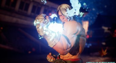 """Arika's New Fighting Game Officially Titled """"Fighting EX Layer"""""""