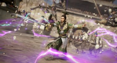 Third Official Trailer for Dynasty Warriors 9