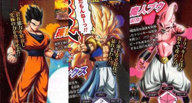 Gotenks, Adult Gohan, and Kid Buu Confirmed for Dragon Ball FighterZ