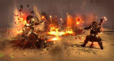 """Path of Exile """"War for the Atlas"""" Expansion Announced"""
