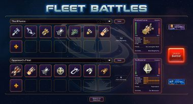 Fleet Battles Beta for Star Control: Origins Now Available