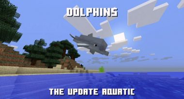 Big Minecraft Aquatic-Themed Update Coming Spring 2018