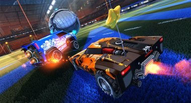 Rocket League Now Available for Nintendo Switch