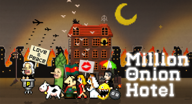 Adorable and Bizarre Indie Japanese Game Million Onion Hotel Now Available