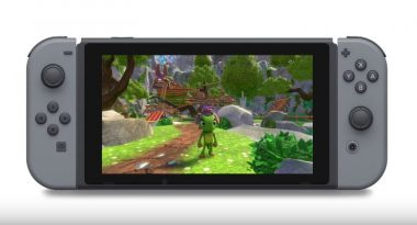 Limited Physical Release for Yooka-Laylee on Switch Announced, Coming August 2018