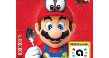 Report: Super Mario Cereal Hitting Stores Now, Box Doubles as Amiibo [UPDATE]