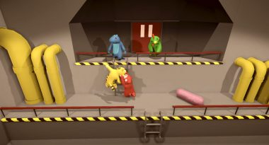 Gang Beasts Launches for PlayStation 4 on December 12