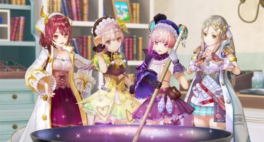 Atelier Lydie & Suelle Goes Gold, More Returning Characters Confirmed