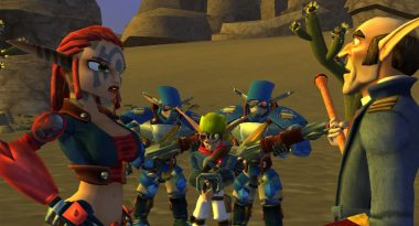 Jak II, Jak 3, and Jak X Combat Racing Launching December 6 for PlayStation 4
