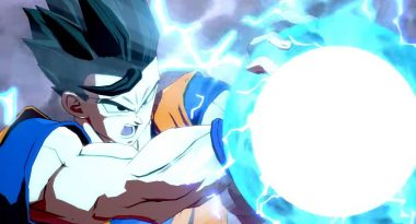 New Dragon Ball FighterZ Trailer for Adult Gohan