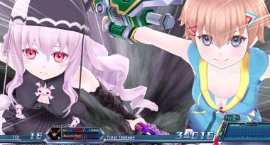 Omega Quintet Launches for PC on December 15