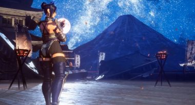 Blair Dame Teased for Fighting EX Layer