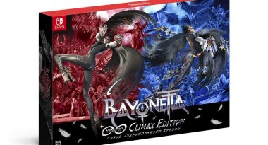 "Bayonetta-Themed Nintendo Switch ""Nonstop Climax Edition"" Bundle Announced for Japan"