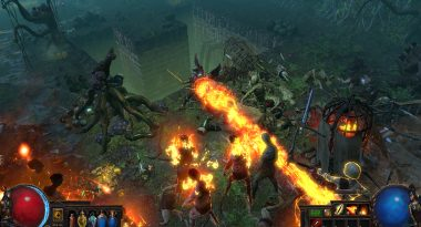 """Path of Exile """"War for the Atlas"""" Expansion Now Available, Totally Revamps Endgame Content"""