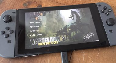 Wasteland 2: Director's Cut Heading to Nintendo Switch