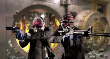 Payday 2 for Switch Release Dates Set for February, 2018