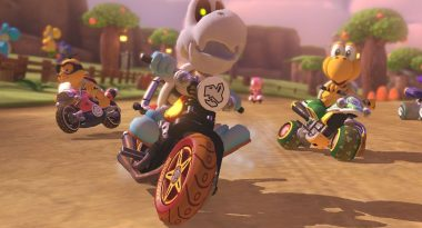 Mario Kart 8 Deluxe Update 1.4 Now Available, Adds More Language Options