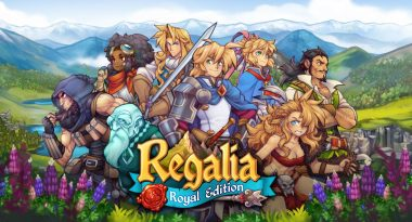 Tactical RPG Regalia: Royal Edition Heads to PlayStation 4 in Q1 2018