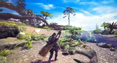 Monster Hunter World PlayStation 4 Beta for All Users Coming December 22