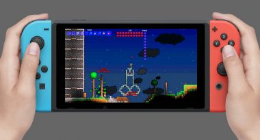 Terraria Still Coming to Switch, Release Set for 2019
