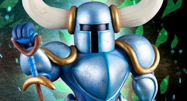 $300 Shovel Knight Statue is Majestic