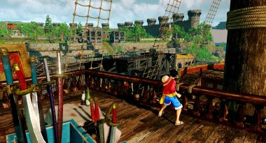Debut Trailer and New Screenshots for One Piece: World Seeker