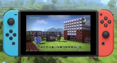 Dragon Quest Builders on Switch Western Launch Set for February 9, 2018