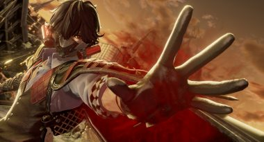 Donate Blood at TwitchCon and Get Vampiric Anime ARPG Code Vein for Free