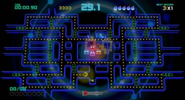Pac-Man Championship Edition 2 Plus Announced for Nintendo Switch