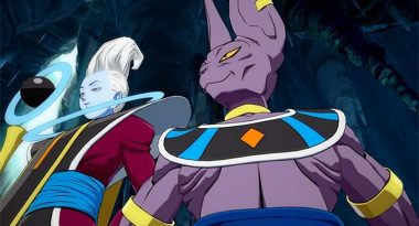 New Dragon Ball FighterZ Trailer Introduces Beerus