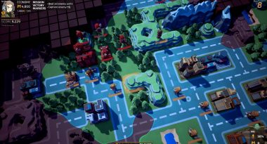 """Pre-Release Trailer for Indie Japanese Advance Wars-like Game """"Tiny Metal"""""""