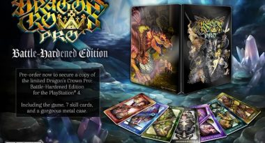 Dragon's Crown Pro Battle-Hardened Edition Announced