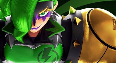 Update 5.0 Now Available for Arms, Adds New Fighter Dr. Coyle