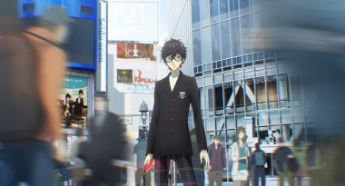 Persona 5 Anime Set to Premiere April 2018 in Japan