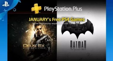 January 2018 PlayStation Plus Includes Deus Ex: Mankind Divided, Sacred 3, and More