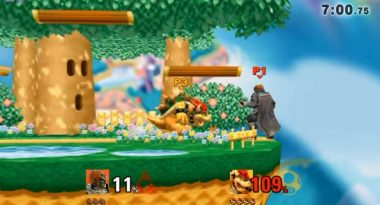 Fans Are Modding Super Smash Bros. 4 to Function Like Melee