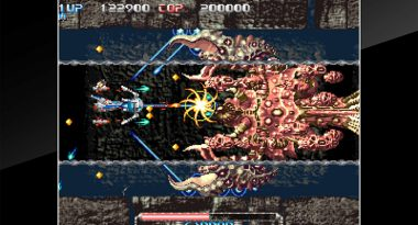 Neo Geo Shmup Pulstar Now Available on Nintendo Switch