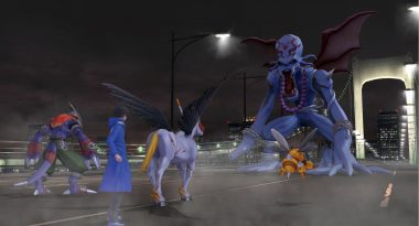 New Digimon Story: Cyber Sleuth Hacker's Memory Trailer Highlights Story and Features
