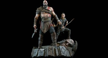 $350 God of War Statue Might Help You Overcome Daddy Issues