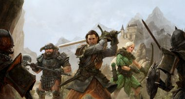 New Classically-Inspired Fantasy CRPG Realms Beyond Announced for PC