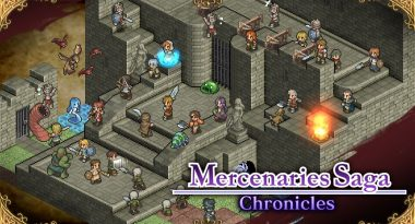Tactical Japanese RPG Mercenaries Saga Chronicles Heading to Nintendo Switch