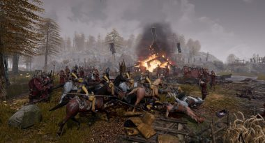 """Hatred Developer Reveals Promising New Tactical Medieval RTS """"Ancestors Legacy"""""""