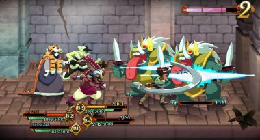 "Skullgirls' Devs New ARPG ""Indivisible"" Ends Crowdfunding and Pre-Orders at $2.2 Million"