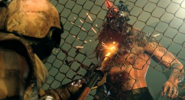 New Single-Player Trailer for Metal Gear Survive