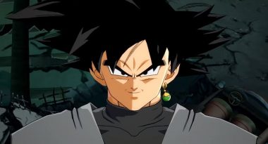 New Dragon Ball FighterZ Trailer for Goku Black