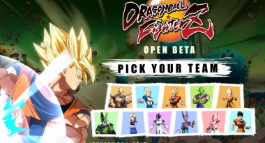 Playable Roster for Dragon Ball FighterZ Open Beta Confirmed