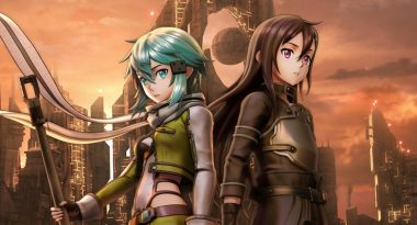 Opening Movie for Sword Art Online: Fatal Bullet