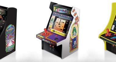 Bandai Namco and My Arcade Team Up for Classic Game Mini-Arcade Cabinets and Portables